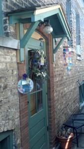 Jefferson Park therapist office door