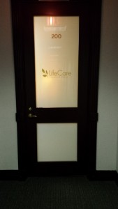 LifeCare Door
