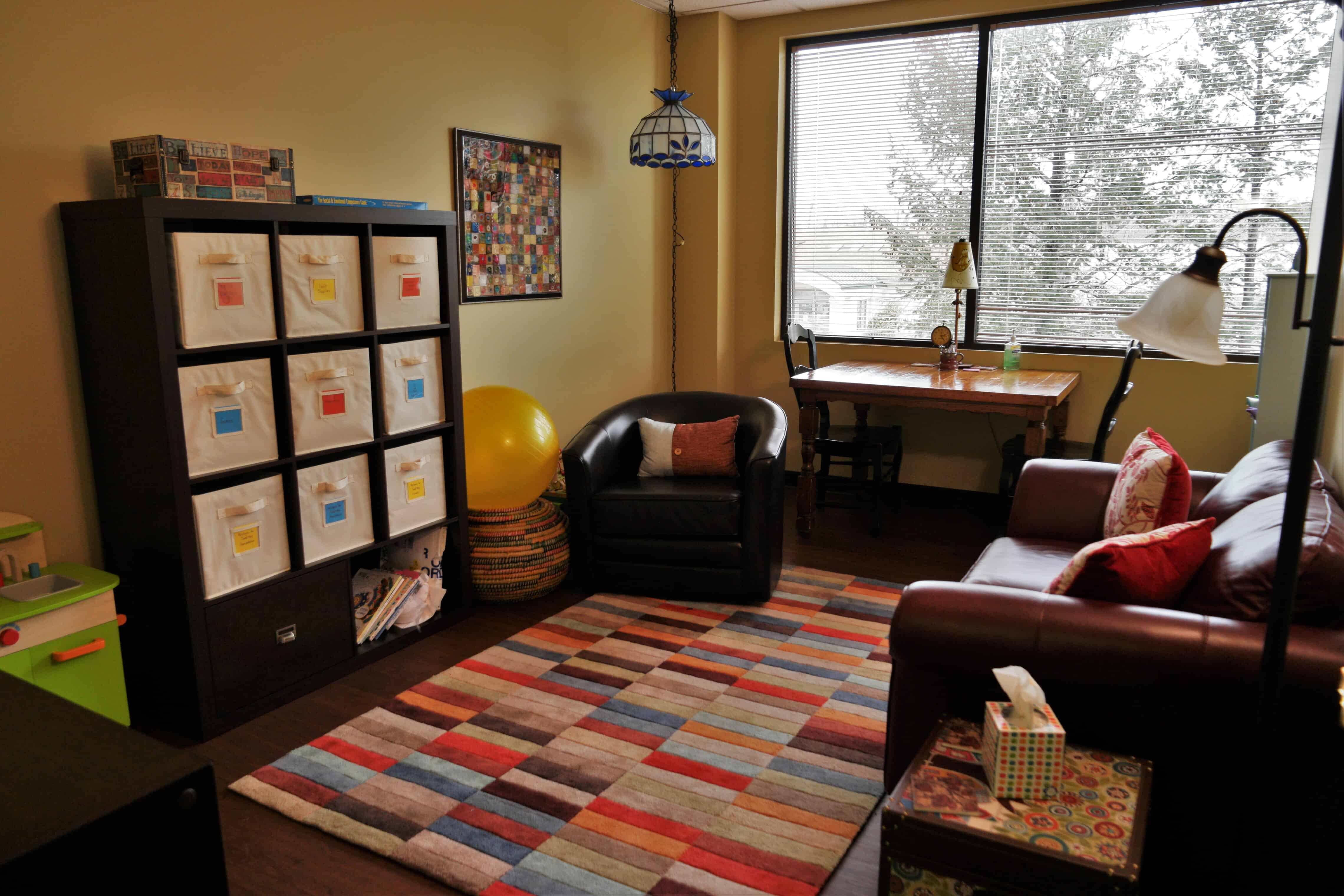 Group Therapy Room Design