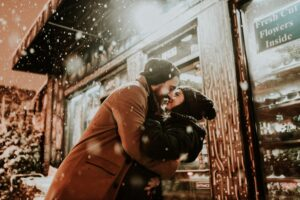 people-couple-snow