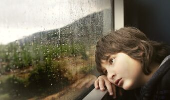warning signs childhood depression